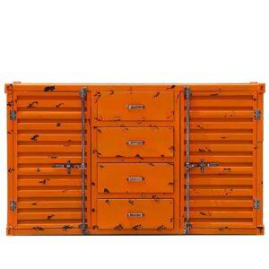 Буфет Sea Container винтаж 2