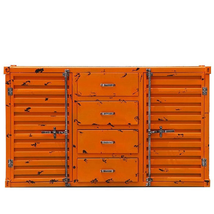 Буфет Sea Container винтаж 2  - фото 1