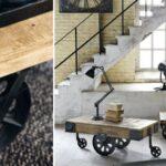 Кофейный стол на колесах Rollcouch Coffee Table   - фото 6
