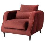 Кресло Portree Sofa цвет Паприка  - фото 1