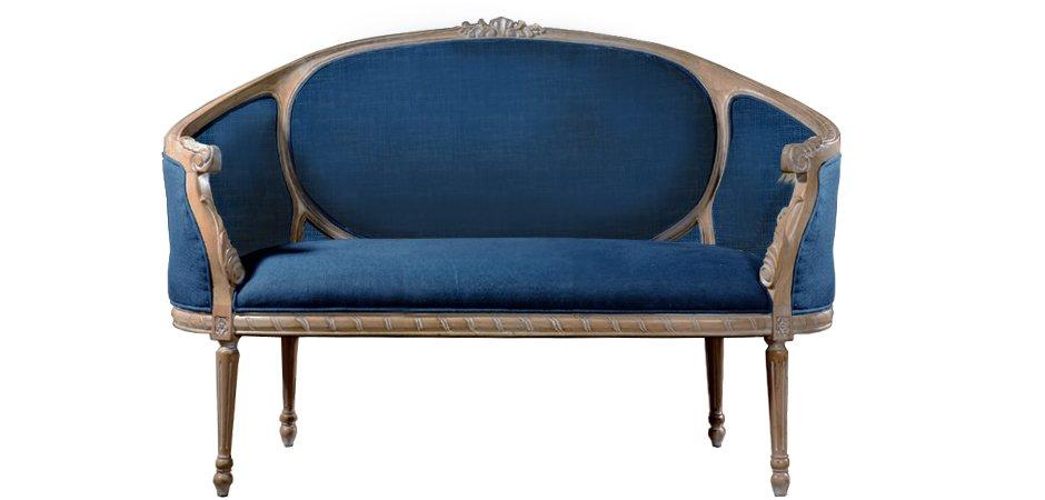 Диван Berjer 2 seat Bench Sofa  - фото 2
