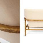 Диван Makeshift sofa beige  - фото 3