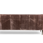 Диван трехместный Flatter brown  - фото 3