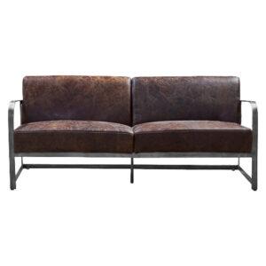 Диван Brutal Brown Vintage Leather Sofa
