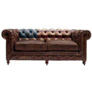 Диван Chesterfield Rebel Sofa Stars & Stripes Andrew Martin  designed by Martin Waller
