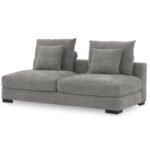 Диван Eichholtz Sofa Clifford 2-Seater grey  - фото 1