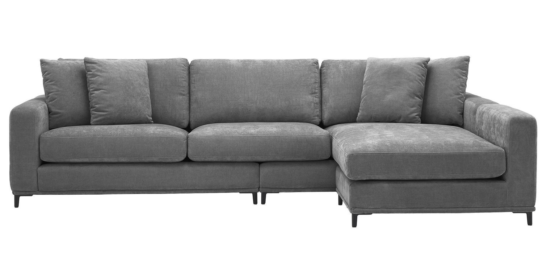 Диван Eichholtz Sofa Feraud Lounge grey  - фото 2