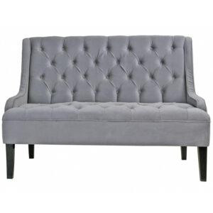 Диван Folket Sofa velour gray