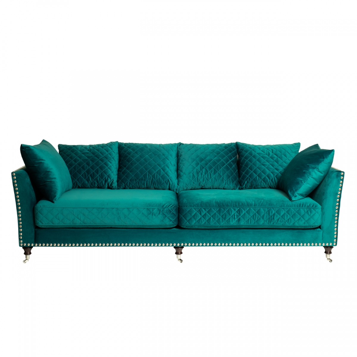 Диван Giorgio Sofa Turquoise  - фото 1