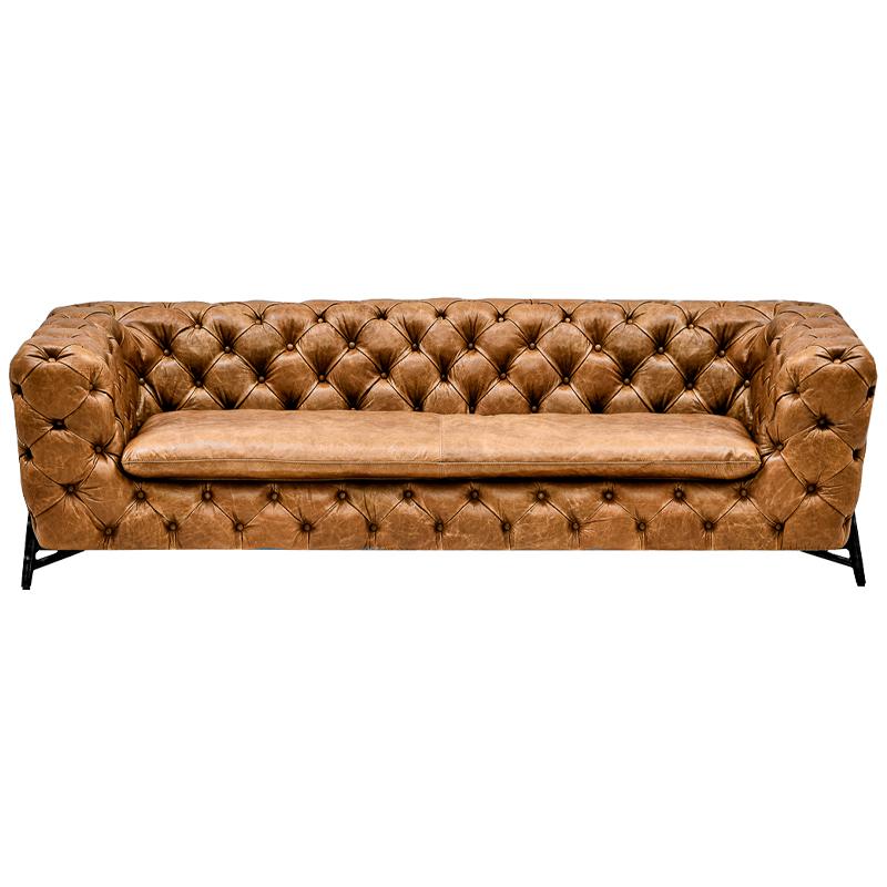 Диван Hendrica Capitone Sofa  - фото 1