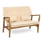 Диван Makeshift sofa beige  - фото 1