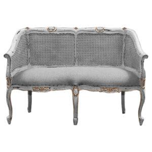 Диван Maria Antoinette Gray Sofa