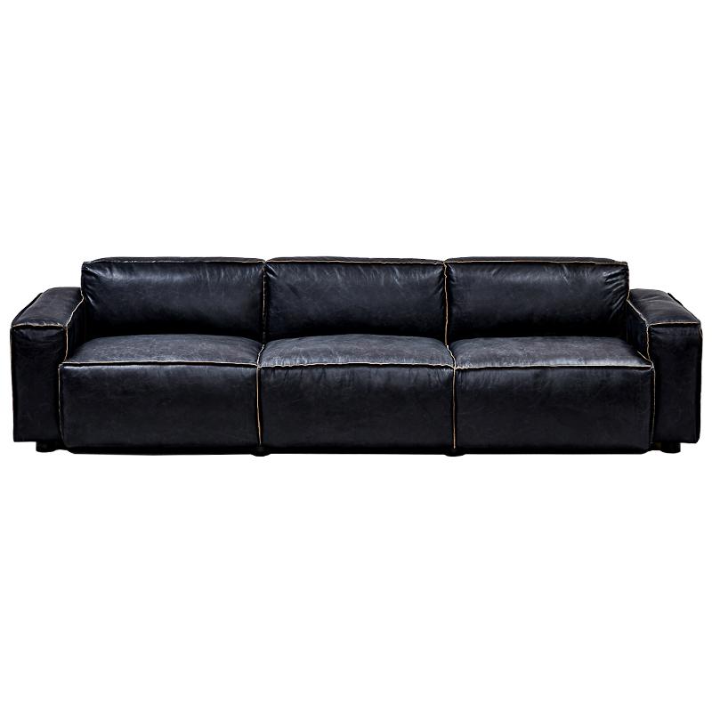 Диван Osorio Leather Sofa  - фото 1