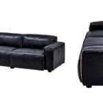 Диван Osorio Leather Sofa  - фото 2