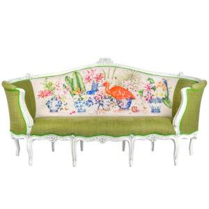 Диван Poetry of Flowers and Birds Sofa