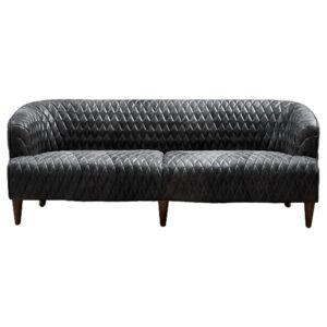 Диван Rhombuses Upholstery Graphite Sofa