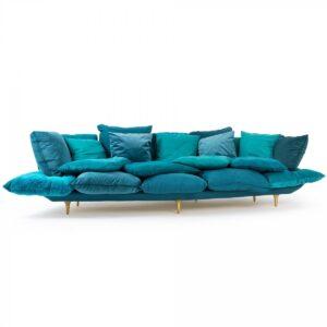 Диван Seletti Sofa Comfy Turquoise