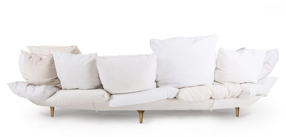 Диван Seletti Sofa Comfy White  - фото 3