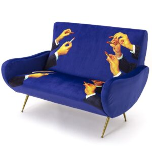 Диван Seletti Sofa Two Seater Lipsticks