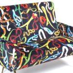 Диван Seletti Sofa Two Seater Snakes  - фото 3