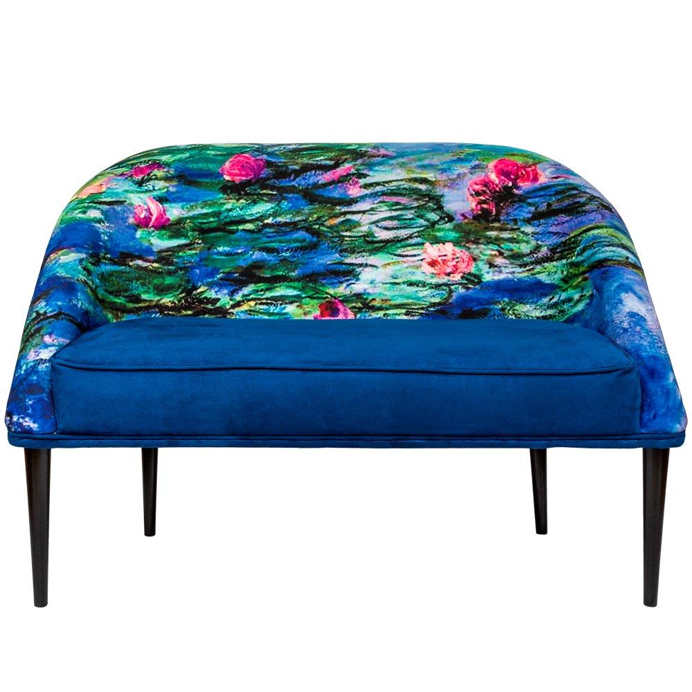 Диван Sofa Claude Monet Water Lily   - фото 1