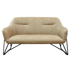Диван Triangular Legs Double Sofa
