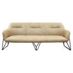 Диван Triangular Legs Triple Sofa  - фото 1
