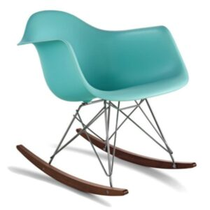 Кресло RAR Rocking  designed by Charles and Ray Eames  in 1948