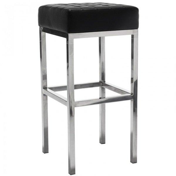 Барный стул  Florence Knoll Bar Stool  designed by Florence Knoll  - фото 1