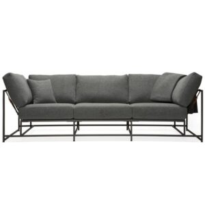 Диван Grey Wool Sofa   designed by Stephen Kenn and Simon Miller  in 2014