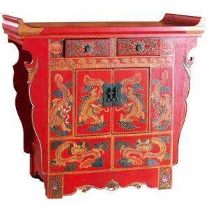 Китайский комод Red Phenix