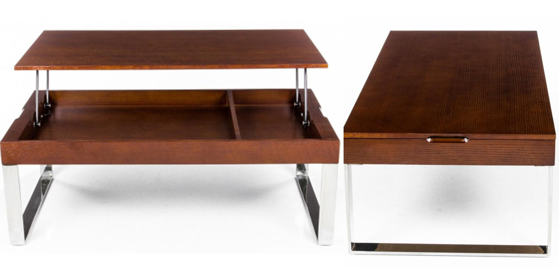 Кофейный стол Annecy Coffee Table brown  - фото 2