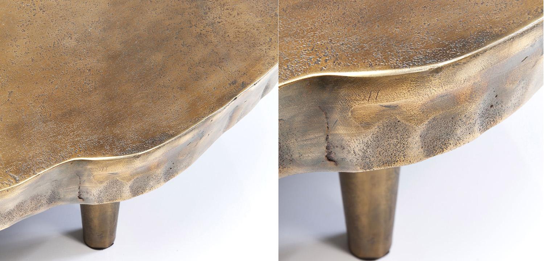 Кофейный стол Metal Tree Cut Shape  - фото 2