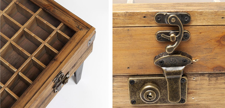 Кофейный стол Wooden Wine Cellar  - фото 3