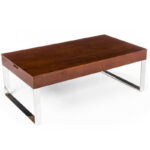 Кофейный стол Annecy Coffee Table brown  - фото 1