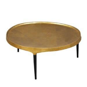 Кофейный стол Brass Stains Table