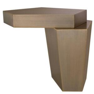 Приставной стол Eichholtz Coffee Table Calabasas High brass