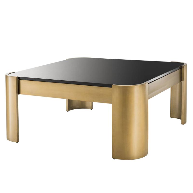 Кофейный стол Eichholtz Coffee Table Courrier  - фото 1