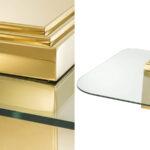 Кофейный стол Eichholtz Coffee Table Orient Gold  - фото 2
