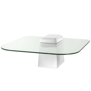 Кофейный стол Eichholtz Coffee Table Orient Stainless steel