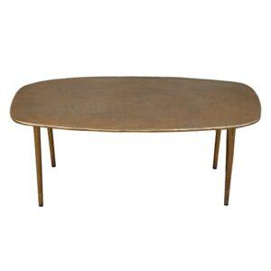 Кофейный стол Gold Plated