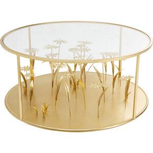 Кофейный стол Golden Flowers