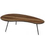 Кофейный стол Lionel Coffee Table цвет орех  - фото 1
