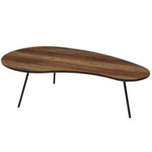 Кофейный стол Lionel Coffee Table цвет орех