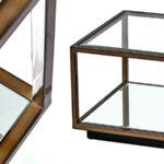 Кофейный стол Transparent Cube 35  - фото 2