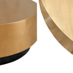 Кофейный столик Gold Washer Coffee Table  - фото 2