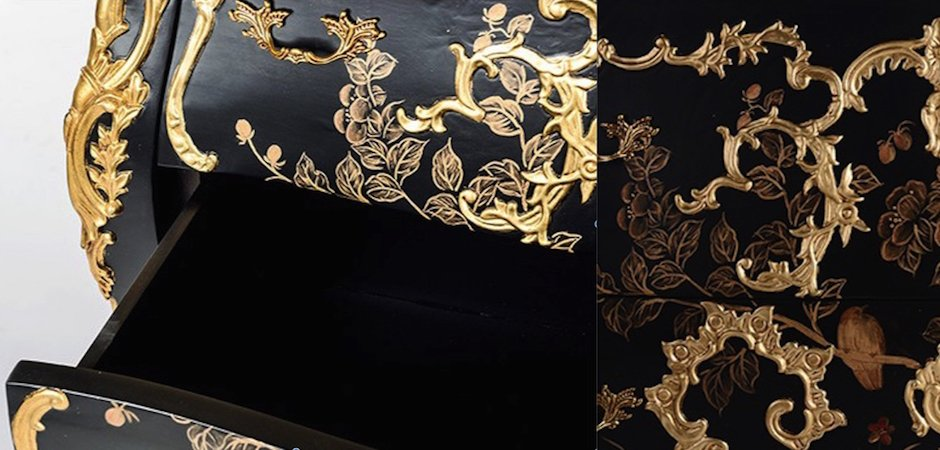 Комод Baroque Сasket   - фото 2