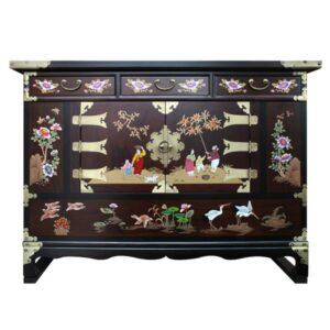 "Китайский комод Chinoiserie chest of drawers ""promenade"""