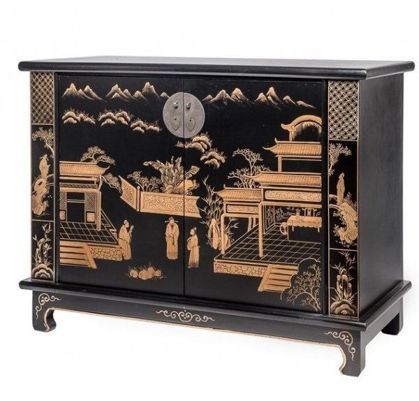Комод Chinese History Comode   - фото 1