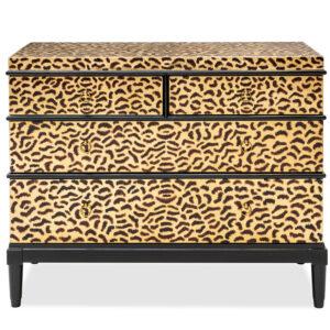 Комод DRESSER KRIZIA leopard